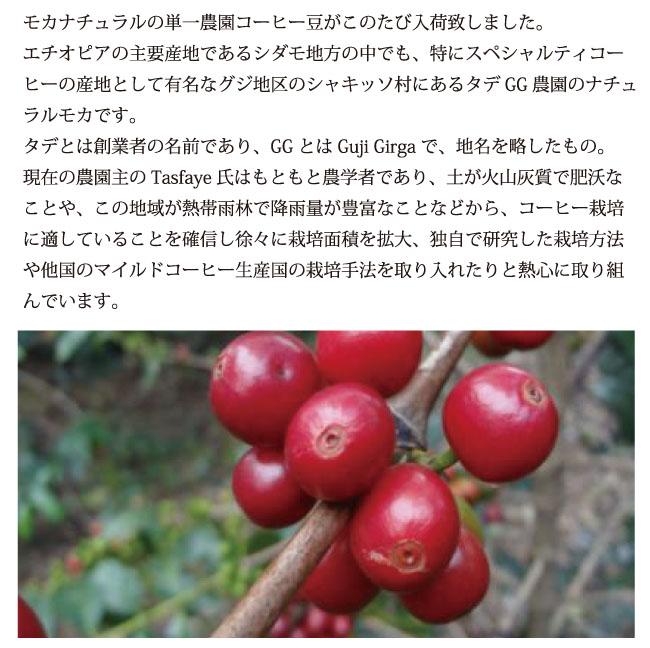 エチオピア・シャキッソ コーヒー説明02