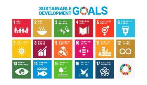 持続的な開発目標への取り組みSDGs